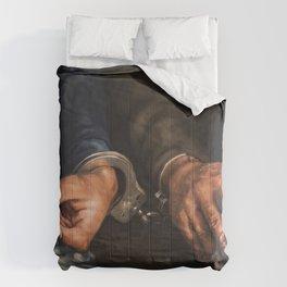Cuffed Hands Comforters