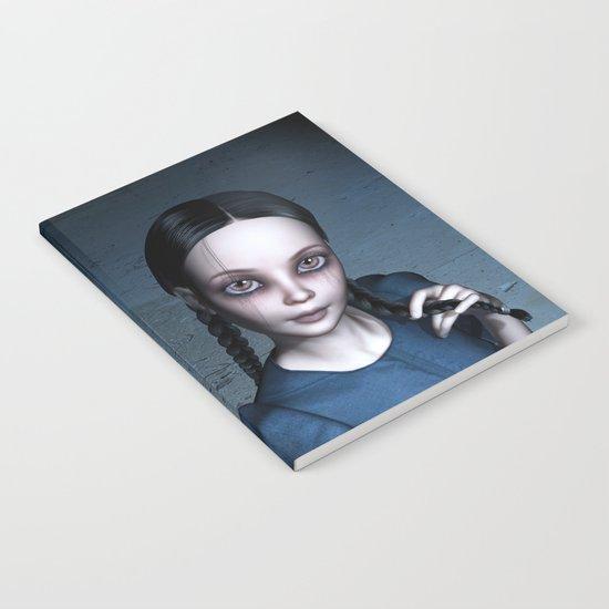 Miss Innocent Notebook