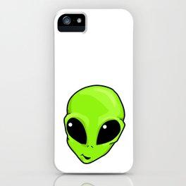 Derek Alienlander iPhone Case
