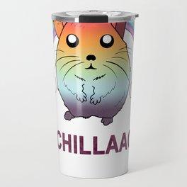 Chinchilla Gift Funny Travel Mug