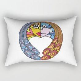 Atomos, The Indivisible Rectangular Pillow
