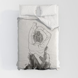 I want to know you little more deep. Comforters