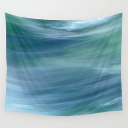 AQUA VITA dyptych, part II Wall Tapestry