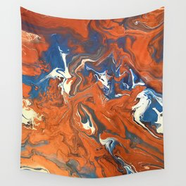 Pinpoint Dive Wall Tapestry