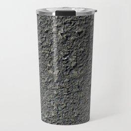 Texture #2 Asphalt Travel Mug