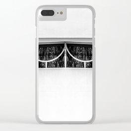 Frank Lloyd Windows Clear iPhone Case
