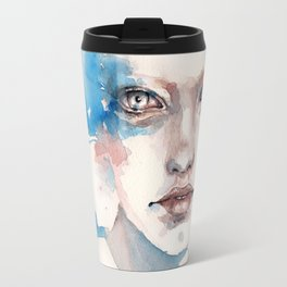 In The Shallows (Water Nymph) Travel Mug