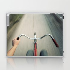 Faster Laptop & iPad Skin