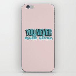 YNWA iPhone Skin