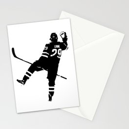Patrik Laine - The Jets Stationery Cards