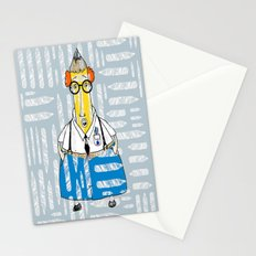 Pencil Neck Geek Stationery Cards