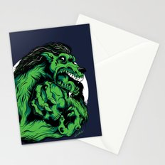 Shakespeare's Wolf Stationery Cards