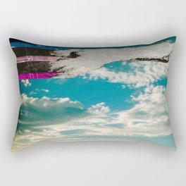 Look Away Rectangular Pillow