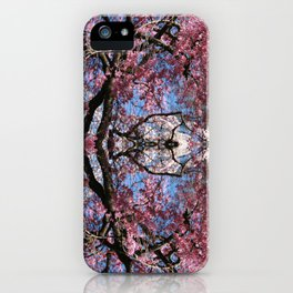 Pretty in Pink Collage 2 iPhone Case