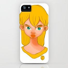 jo girl iPhone Case