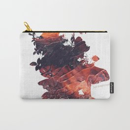 Mask Flow Fire Carry-All Pouch