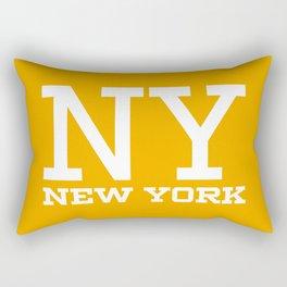 NY New York City Rectangular Pillow