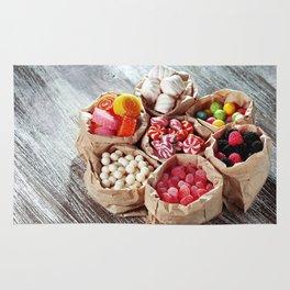 Candy Wallpaper II Rug