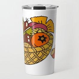 Taste of autumn Travel Mug