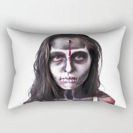 How Do I Look? Rectangular Pillow