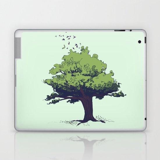 Arbor Vitae - Tree of Life Laptop & iPad Skin