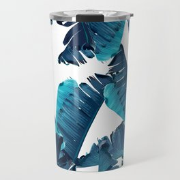 Banana Blue Travel Mug