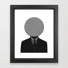 Schedules Framed Art Print