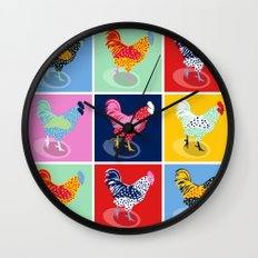 Which came first? Wall Clock