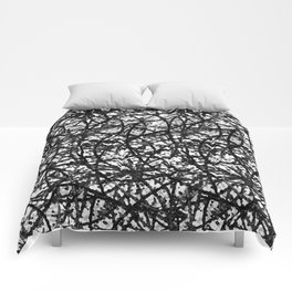 Grunge Art Abstract  G59 Comforters