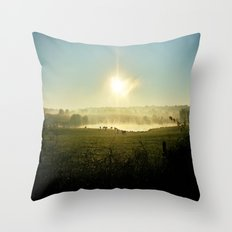 The Comfort That Home Brings Throw Pillow