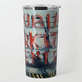 Public Market Travel Mug