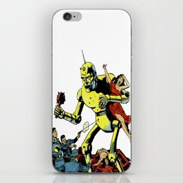 Ron The Conqueror iPhone Skin