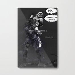 HEEELLLPP ME!!!!!! Metal Print