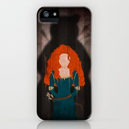 Shadow Collection, Series 1 - Arrow iPhone Case