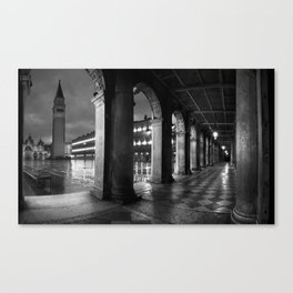 The Arches, St Marks Square, Venice Canvas Print