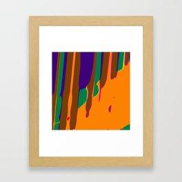 Radiate 547 Framed Art Print