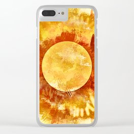 The Source Clear iPhone Case