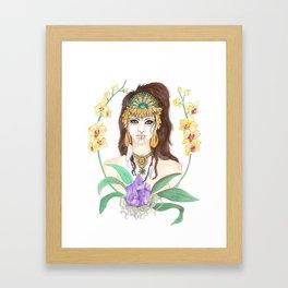Inanna Framed Art Print