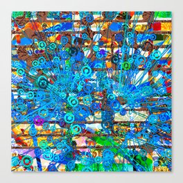 JT (Goldberg Variations #29) Canvas Print