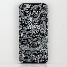 Ancient Figures II iPhone & iPod Skin