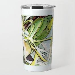 Darwins Orchid Travel Mug
