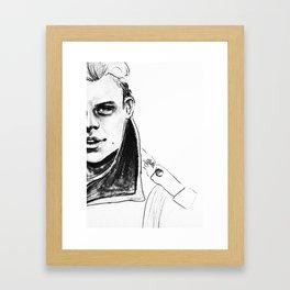 Dunkirk Framed Art Print