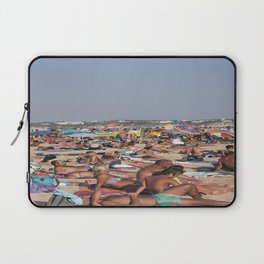 Beach Time 2! Laptop Sleeve