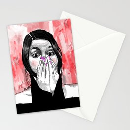 WORRY Stationery Cards
