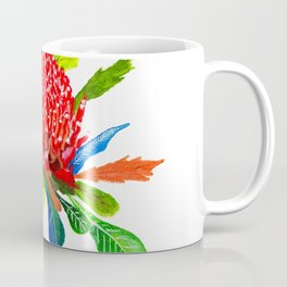 Waratah Coffee Mug