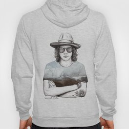 Harry and the mountains Hoody