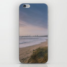 Rodanho beach, Viana do Castelo, Portugal. (II) iPhone Skin
