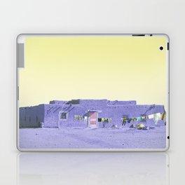 Moroccan Dar in Purple Laptop & iPad Skin