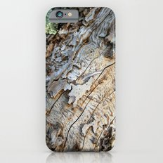 Eaten Wood Slim Case iPhone 6s