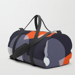 Geometric Abstract Art #2 Duffle Bag